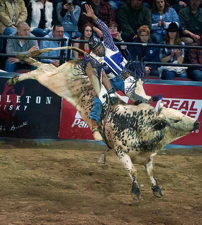 Bull Riding 2016