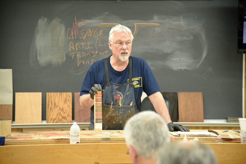 Hands-On Finishing with Mitch Kohanek [Apr'17]