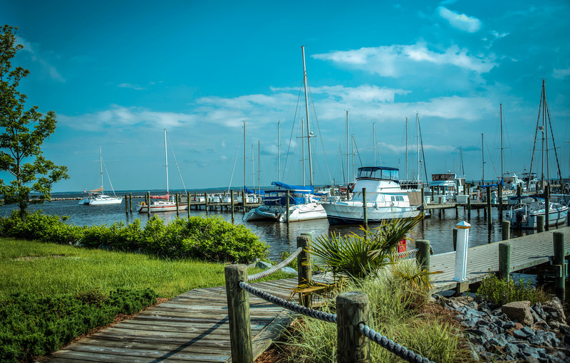 Marina at Oriental, NC