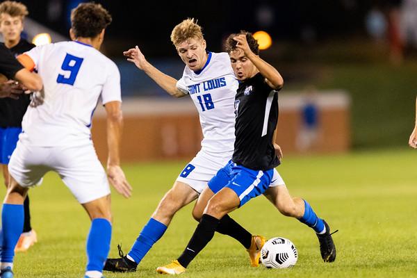 Men's Soccer: SLU vs Memphis