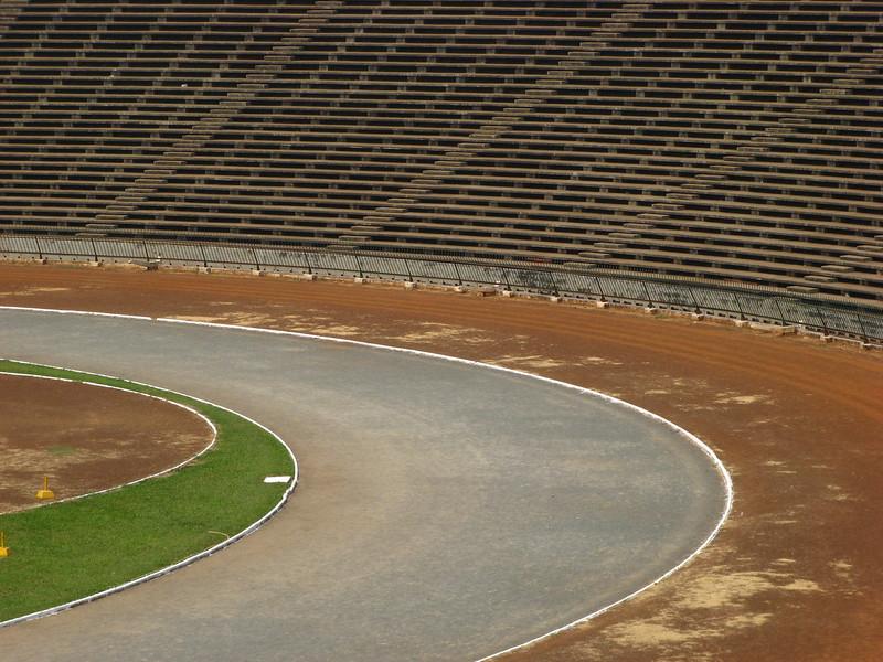 Stadium at the Olympic Stadium complex.