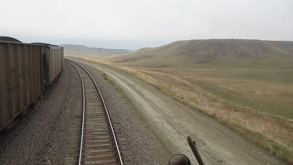 California Zephyr Day 2 - Colorado Mini Movies