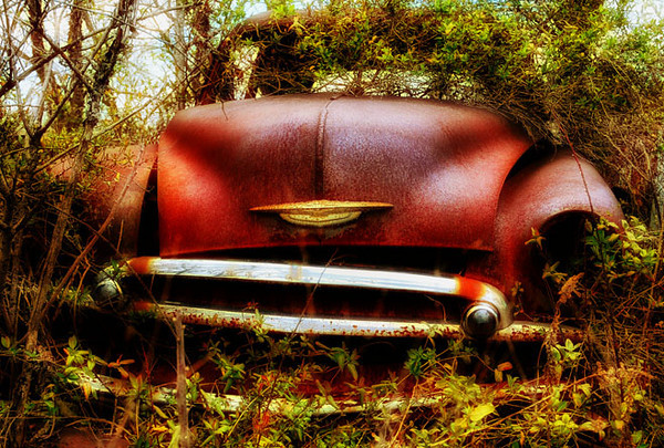 Junk Yard Cars, Antiques, Classics - Old Cars, Trucks and More