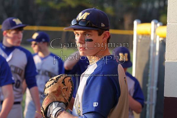 Mantachie Baseball at Smithville 3-10-12