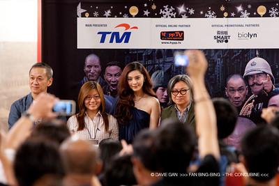 Fan Bing-Bing & Tony Leung