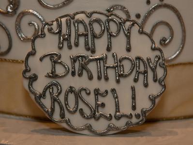 Rosel's 50th Birthday