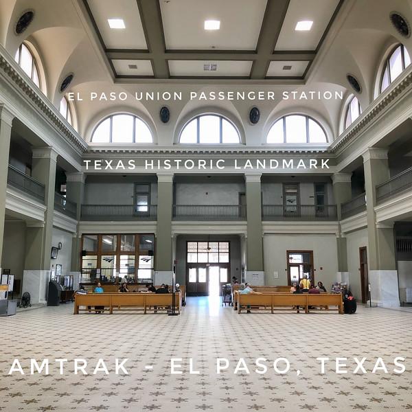 El Paso Union Passenger Station