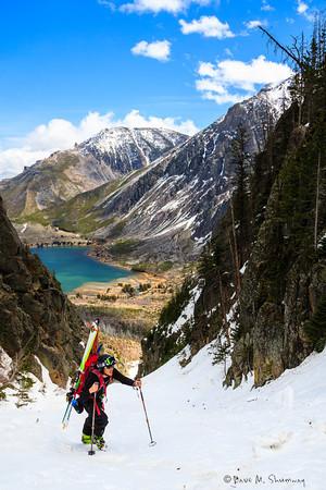 Shepard Mountain, MT