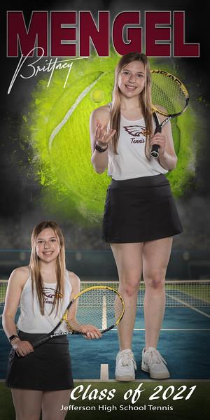 Girls Tennis 20-21