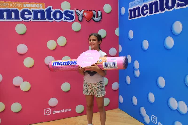 Mentos Bullring Friday