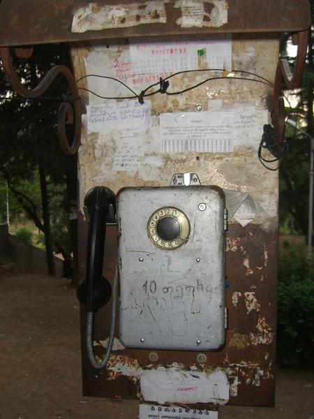 Telephone - Tbilisi, Georgia