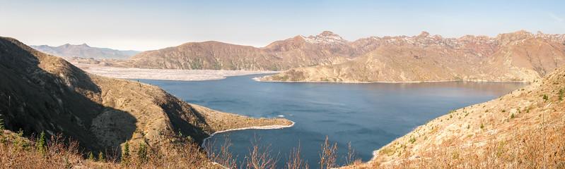Spirit Lake Mt St. Helens