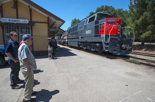 National Train Day - Niles Canyon Railroad