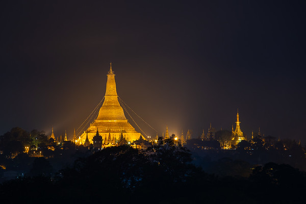 Burma and Thailand 2018