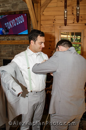 Wedding at The Waterfront At Silver Birches, Hawley PA by Alex Kaplan Photo Video