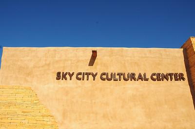 Acama Pueblo, New Mexico