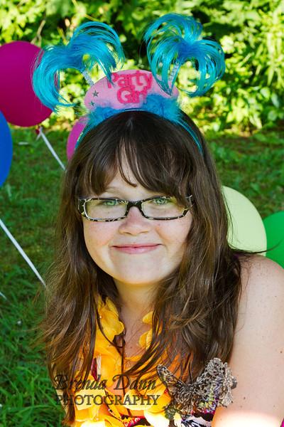 Emalee Herrington 10th Birthday 7/18/2013