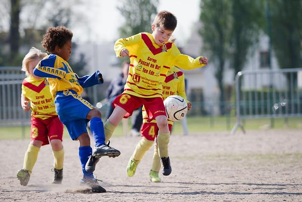 19/04/2014: Paastornooi KFC Merelbeke