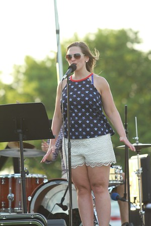 4th of July at Hays PAC