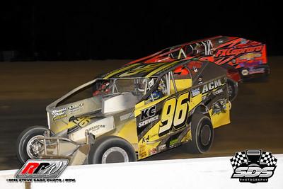 Georgetown Speedway - Mid-Atlantic Friday - 11/1/19 - Steve Sabo