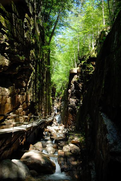 Gorge Hike New England