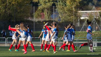 Girls Varsity Soccer vs. St. Louis School