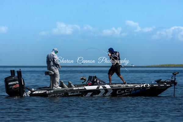 Bassmaster Fishing Tournament