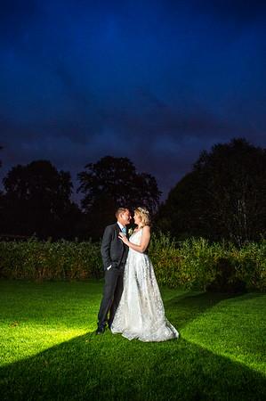 Charlotte & Dale Wedding