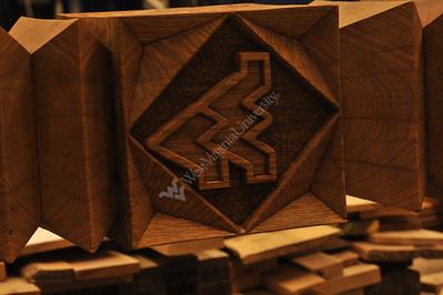25995 Levente Denes Wood Sculpture