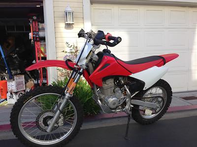 My 2003 Honda CRF230F