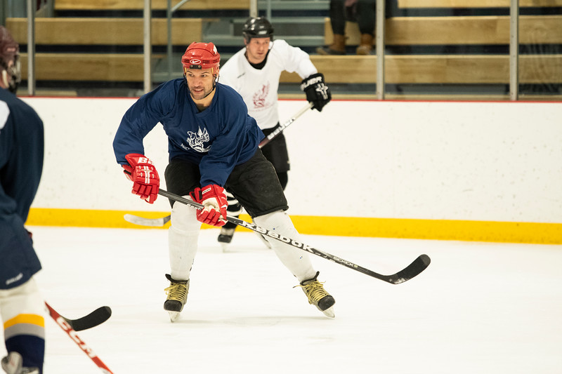 Alumni Hockey Games