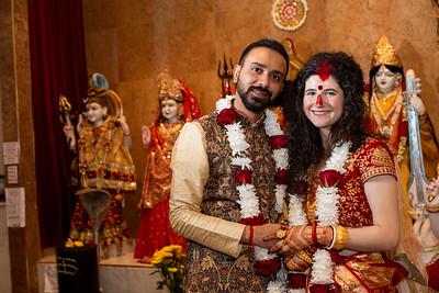 Lauren and Abhi Indian Ceremony