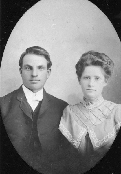 Louis Guy and Emma (Herdrich) Allen