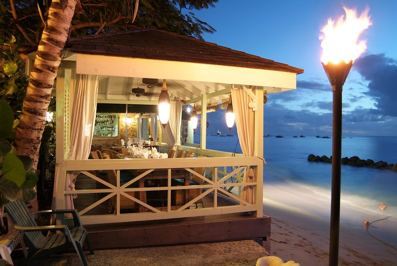 The Fish Pot Restaurant in Barbados photographed by Barbados Photography