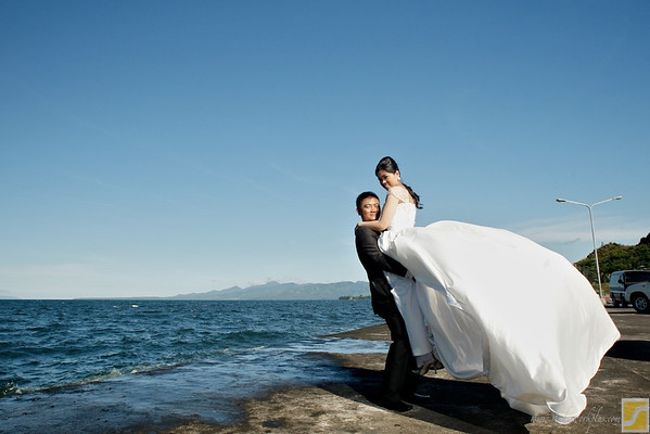 Alan and Maricel Wedding Sneak Peeks
