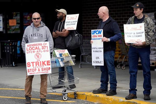 Stop n Shop strike - 041119