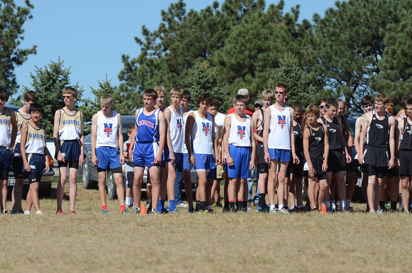 JV Boys XC @ Pius Invite