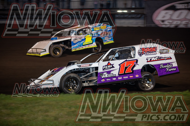 Salute to The Veterans - Boone Speedway - 7/31/21