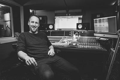Tom Bish Studio shots 2019