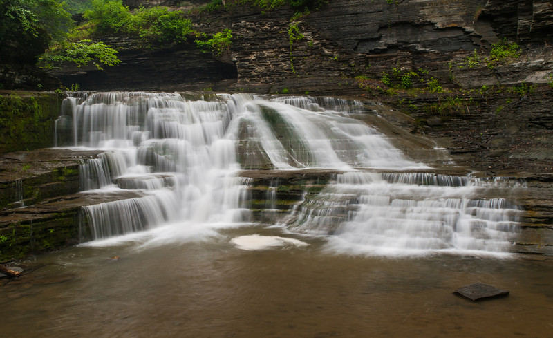 Robert H Treman State Park, NY.