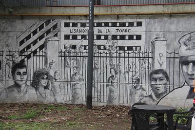 Murals, Graffiti , Street Art.....Buenos Aires