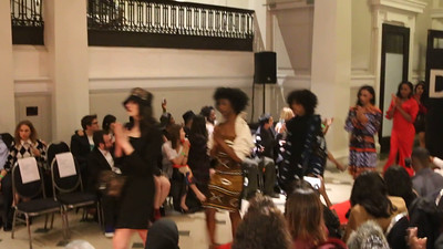 Day 5 - DC Fashion Week 2015 - Fall / Winter Collections - International Couture Collections Show - Model Flood and Finale - DCFW