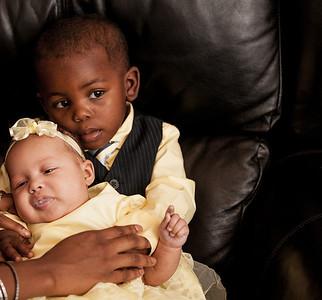 Bray Bray and Olivia