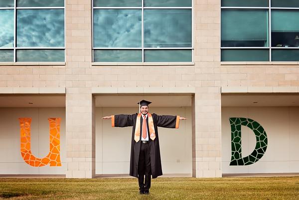 UTD Graduation