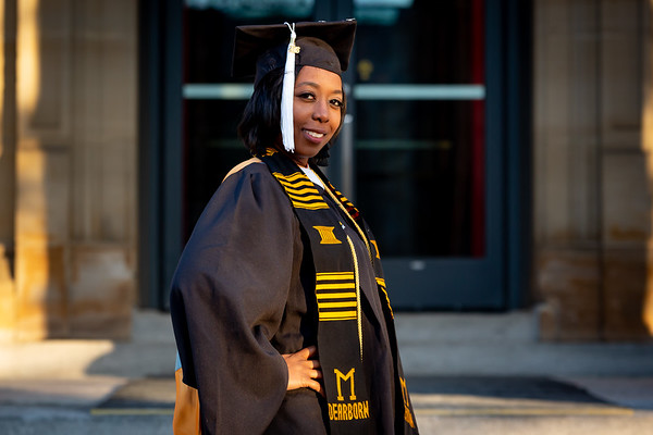 Parker Graduation Shoot | U of M
