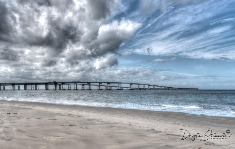Sky and Bridge
