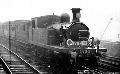 1880-1912 LT&SR Thomas Whitelegg & Robert Whitelegg