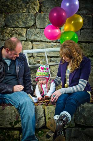 Corban & Rachel Family
