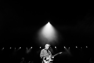Mark Knopfler at the Albert Hall