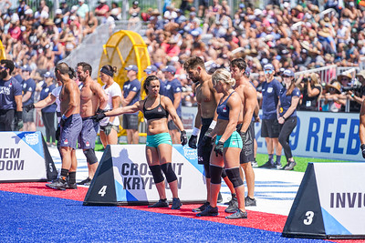 CrossFit Games 2019 - Day 2